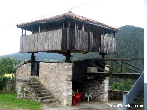 Horreo tipico - Villazon, Asturias, Asturias