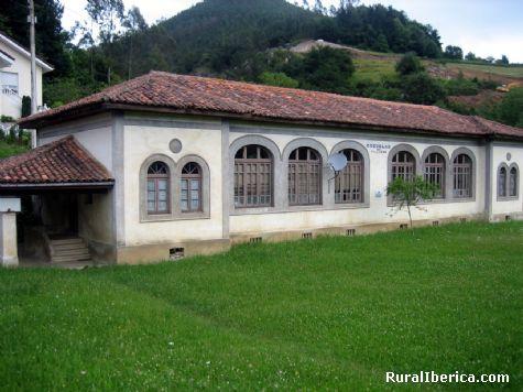 Escuelas Publicas - Villazon, Asturias, Asturias
