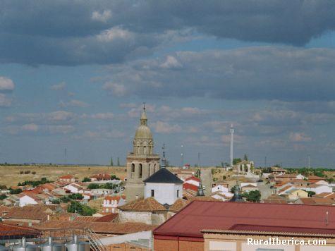 Depositos de vino  en Rueda - Rueda, Valladolid, Castilla y León