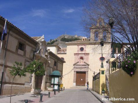 Edificio de la CILLA e Iglesia de la Victoria. Archidona, Málaga - Archidona, Málaga, Andalucía