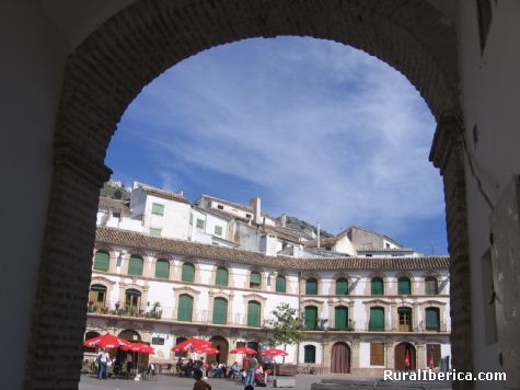 Plaza Ochavada. Archidona, Málaga - Archidona, Málaga, Andalucía