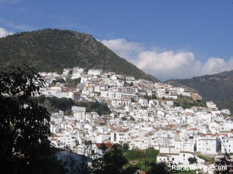 Vista de Ojen. Ojén, Málaga - Ojén, Málaga, Andalucía