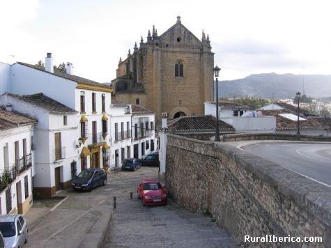 Ronda Capital de La  Serranía. Ronda, Málaga - Ronda, Málaga, Andalucía