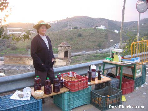 Zona de la Pasa y del Vino Moscatel - Torrox, M�laga, Andaluc�a