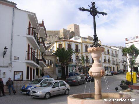Plaza del Ayuntamiento. Cañete la Real, Málaga - Cañete la Real, Málaga, Andalucía