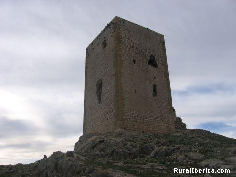 Torreón del Castillo de Teba. Teba, Málaga - Teba, Málaga, Andalucía