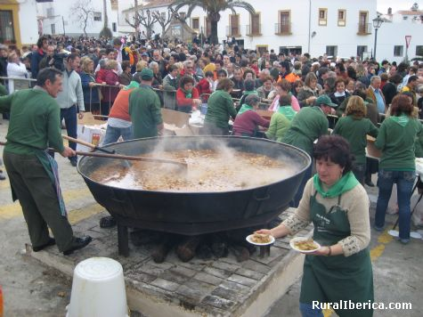 Fiesta de La Matanza. Ardales, M�laga - Ardales, M�laga, Andaluc�a
