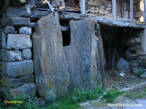 Arquitectura Rural - A VEIGA, Orense, Galicia