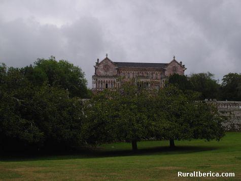 Palacio de Sobrellano (Comillas) - Comillas, Cantabria, Cantabria