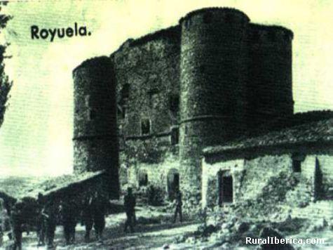 La Torre. Royuela, Teruel - Royuela, Teruel, Aragón