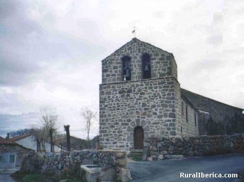 Iglesia de San Miguel Arcángel (Mengamuñoz) - Mengamuñoz, Ávila, Castilla y León