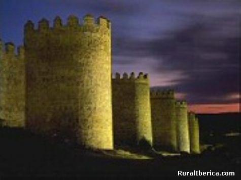 Mis murallas. Ávila, Castilla y León - Ávila, Ávila, Castilla y León