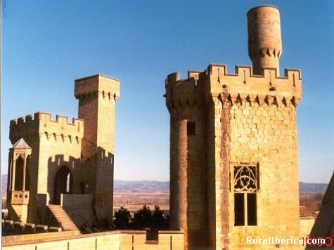 Castillo - Olite, Navarra, Navarra