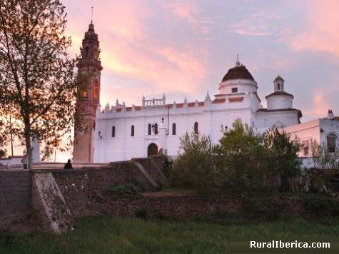 oliva de la frontera. Ermita - Badajoz, Badajoz, Extremadura