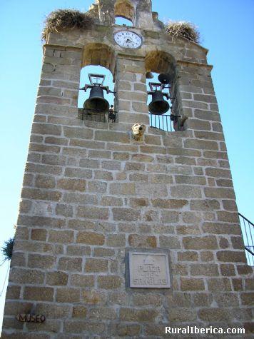 Plaza de San Blas. Cilleros, C�ceres - Cilleros, C�ceres, Extremadura