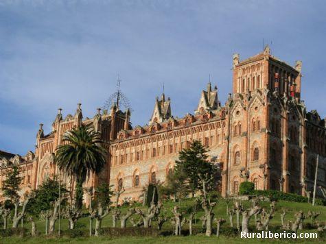 Universidad Pontificia. Comillas, Cantabria - Comillas, Cantabria, Cantabria