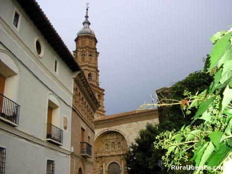 Burbáguena Mudéjar - Burbáguena, Teruel, Aragón