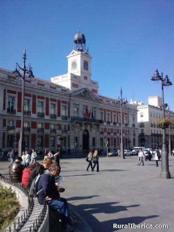 P. del Sol - Madrid, Madrid, Madrid