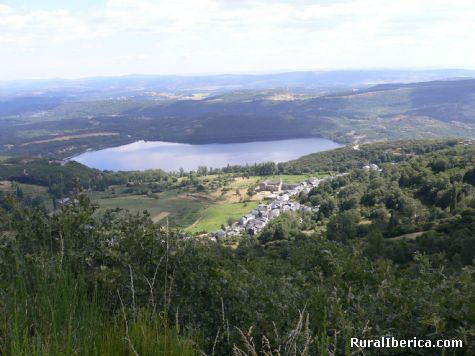 lago de sanabria - sanabria, Zamora, Castilla y León