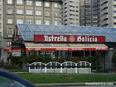 Estrella Galicia. La Coru�a, Galicia - La Coru�a, La Coru�a, Galicia