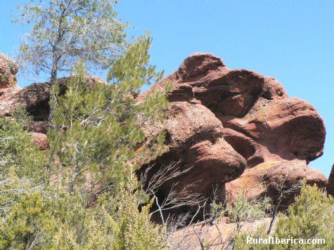 La roca del Barret. Torrelles, Barcelona - Torrelles, Barcelona, Cataluña