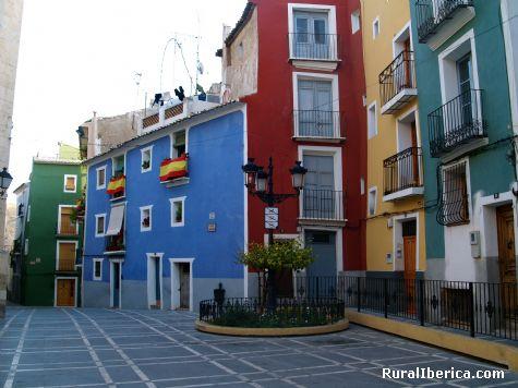 Los colores de la Vila - Vila Joyosa, Alicante, Comunidad Valenciana