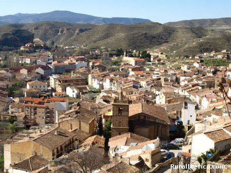 DESPUES DE UNA TORMENTA  CERVERA DEL RIO ALHAMA - CERVERA DEL RIO ALHAMA, La Rioja, La Rioja