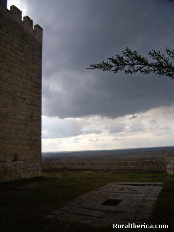 Castillo. Monzón de Campos, Palencia. - Monzón de Campos, Palencia, Castilla y León