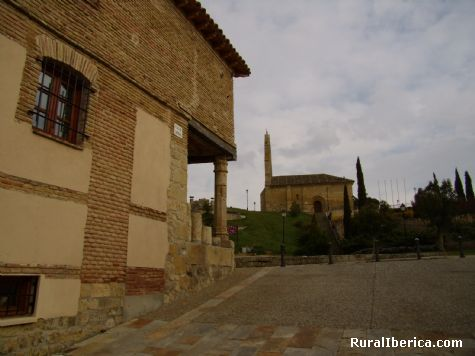 Ermita. Támara de Campos, Palencia. - Támara de Campos, Palencia, Castilla y León