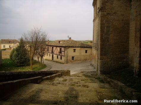 Casas. Támara de Campos, Palencia. - Támara de Campos, Palencia, Castilla y León