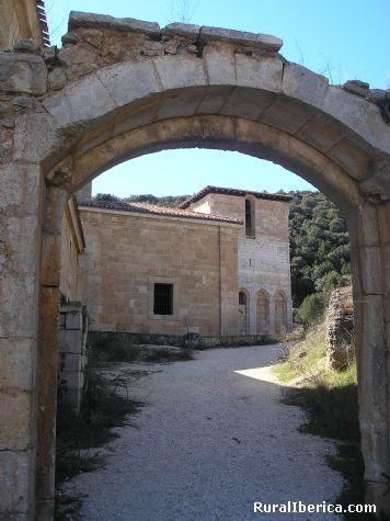 Monasterio de San Pedro de Arlanza. Hortig�ela, Burgos - Hortig�ela, Burgos, Castilla y Le�n