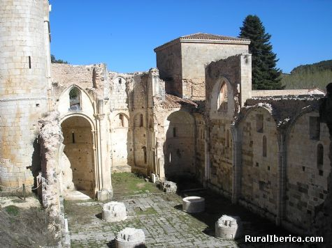Monasterio de San Pedro de Arlanza. Hortigüela, Burgos - Hortigüela, Burgos, Castilla y León