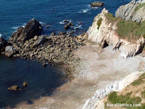Playa del Cuerno - Salinas, Asturias, Asturias