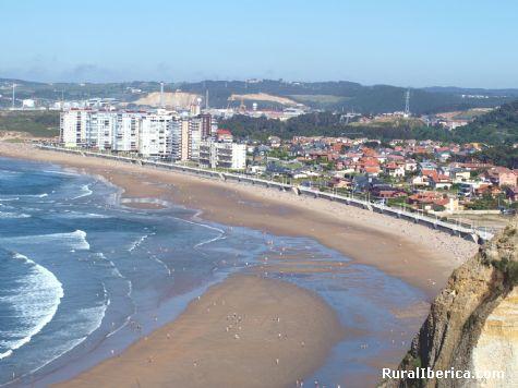 Playa de Salinas - Salinas, Asturias, Asturias