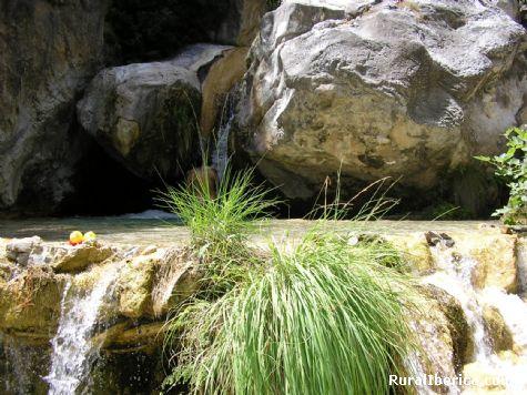 Río Chillar. Nerja, Málaga, Andalucía - Nerja, Málaga, Andalucía