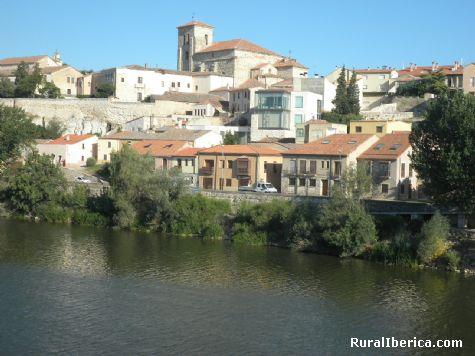 Rio Duero y San Ildefonso - Zamora, Zamora, Castilla y León