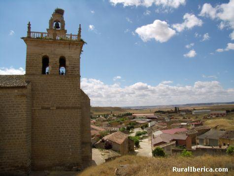 Santa Columba. Villamediana, Palencia. - Villamediana, Palencia, Castilla y León