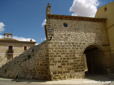 Puerta de muralla. Villamediana, Palencia. - Villamediana, Palencia, Castilla y León