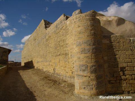 Murallas. Santoyo, Palencia. - Santoyo, Palencia, Castilla y León
