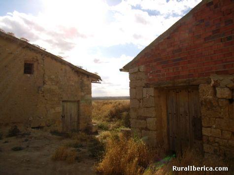 Bodegas. Santoyo, Palencia. - Santoyo, Palencia, Castilla y Le�n