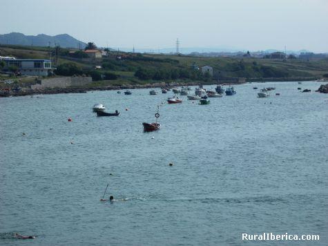 La Marea Alta en la Maruca. Santander, Cantabria - Santander, Cantabria, Cantabria
