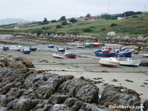 La Marea baja en la Maruca. Santander, Cantabria - Santander, Cantabria, Cantabria