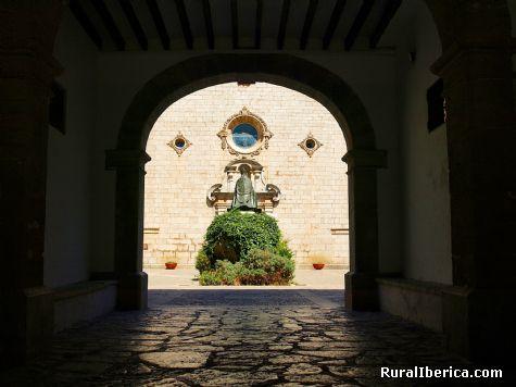 Monasterio de Lluc - Escorca, Baleares, Islas Baleares
