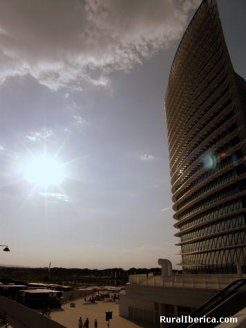 Torre del agua, (EXPOZGZ 08) - zaragoza, Zaragoza, Arag�n