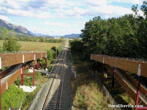 Pasadizo. Lakuntza, Navarra - Lakuntza, Navarra, Navarra