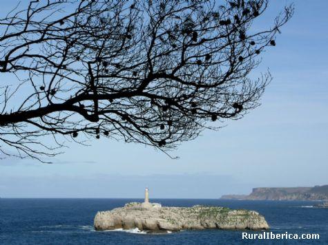 Isla de Mouro. Santander, Cantabria - Santander, Cantabria, Cantabria