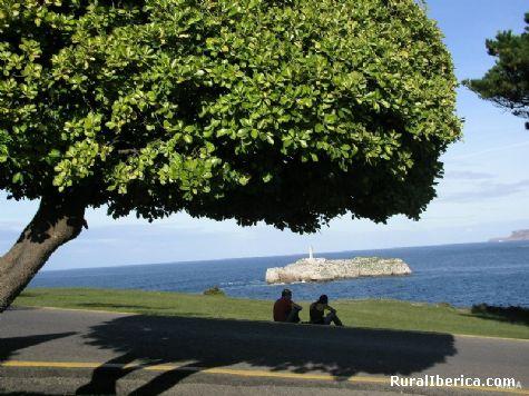 Descansando en la Magdalena. Santander, Cantabria - Santander, Cantabria, Cantabria