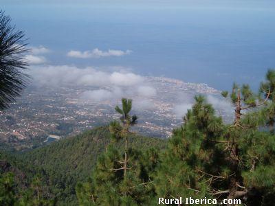Vista del Puerto de La Cruz - Puerto de la Cruz, Santa Cruz de Tenerife, Islas Canarias