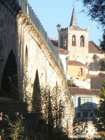 Puente de piedra y San Cipriano. Zamora - Zamora, Zamora, Castilla y León