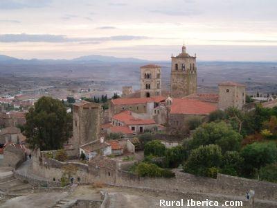 Casco antiguo de Trujillo - Trujillo, Cáceres, Extremadura
